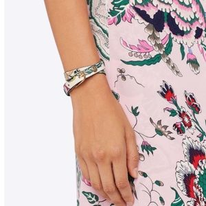 NWOT Tory Burch Reversible Wrap Bracelet